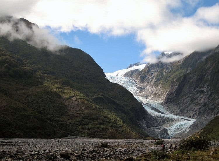 franz josef Franz Josef or Fox Glacier: Which Glacier Hike Is Better?