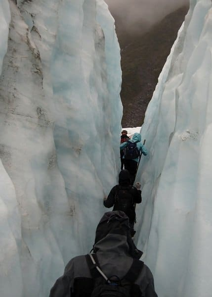narrow fox Franz Josef or Fox Glacier: Which Glacier Hike Is Better?