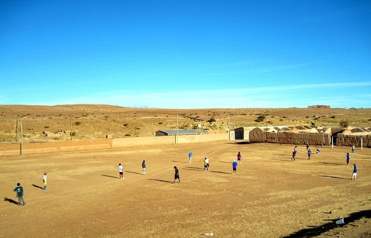 soccer bolivia Road Tripping in Southwest Bolivia