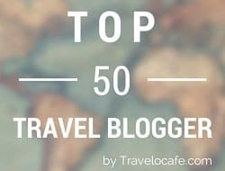 travelocafe top 50 travel blogs