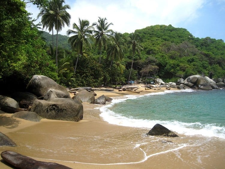 Colombia Stock Photography - Santa Marta, Tayrona Beaches ...