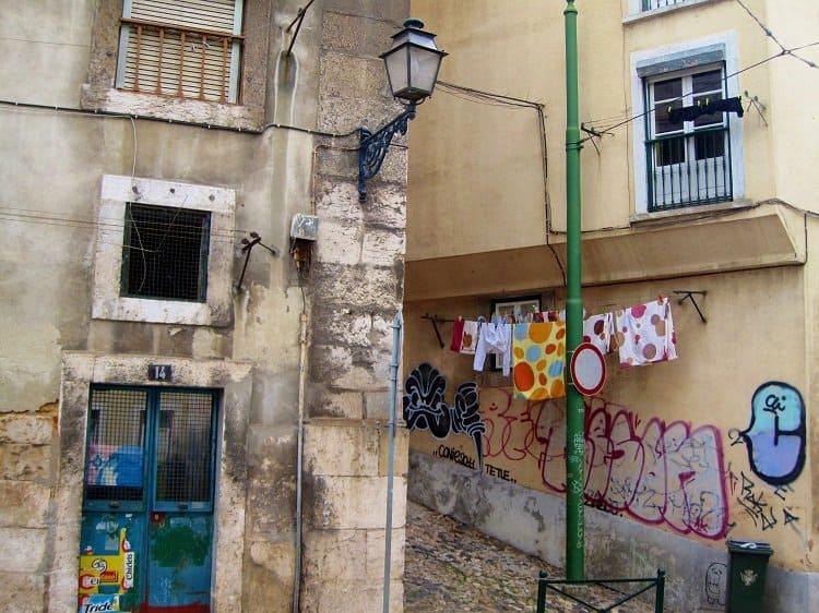 Lisbon laundry
