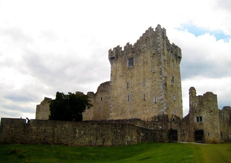 ross castle killarney Irelands County Kerry: Dingle and Iveragh Peninsulas