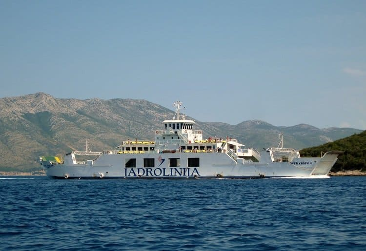 ferry Dos and Donts For Travel in Croatia