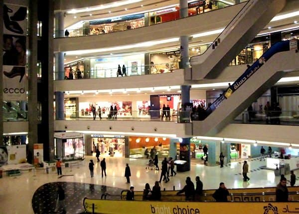 amman shopping mall 5 Reasons to Visit Jordan Now