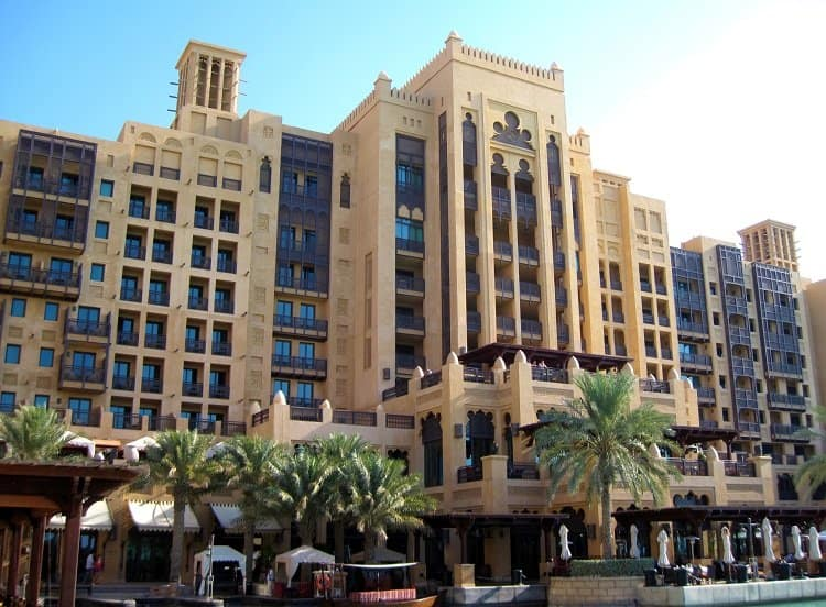 hotel1 Dubai Today (Photo Essay)