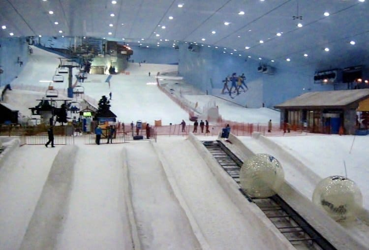 ski dubai Dubai Today (Photo Essay)
