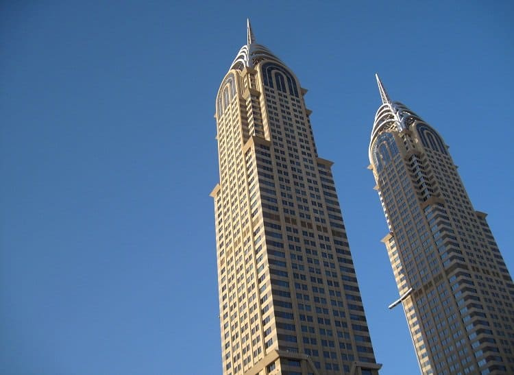 towers Dubai Today (Photo Essay)