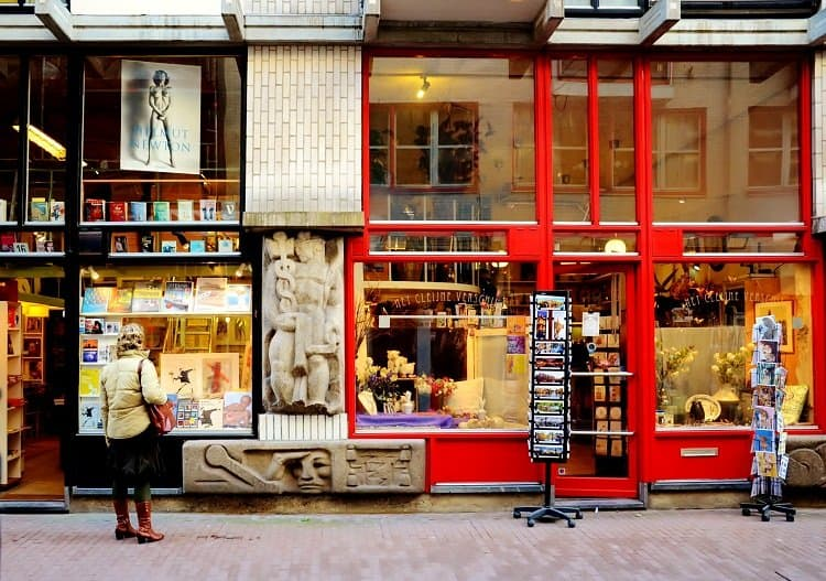 amsterdam shopping