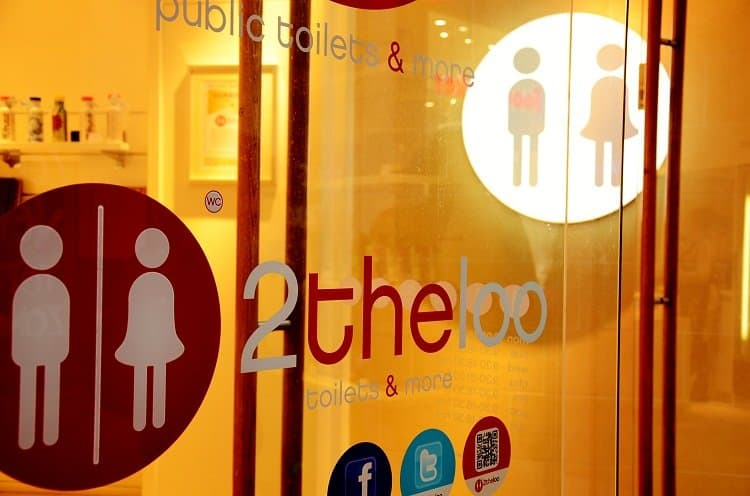 2 the loo amsterdam public toilets