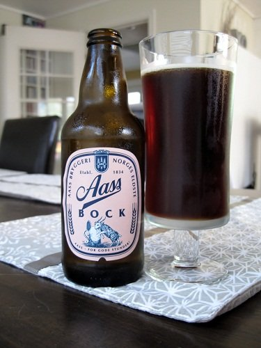 aas Scandinavian Beer: Unique and Brutal, Served In a Bottle