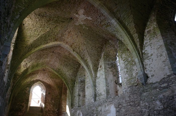 convent ruins estonia A Day Trip To the Pakri Peninsula And Paldiski From Tallinn