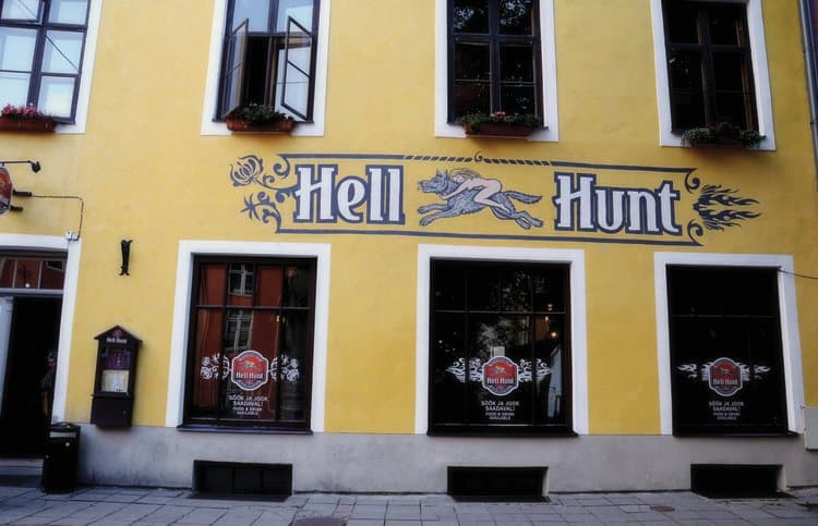 hell hunt tallinn estonia Tallinn On Tap: Let There Be Beer