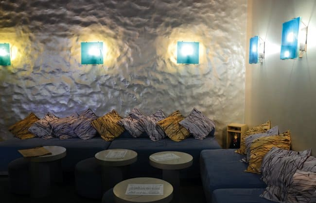 ice bar merchants house Modern Meets Medieval At the Merchants House Hotel in Tallinn