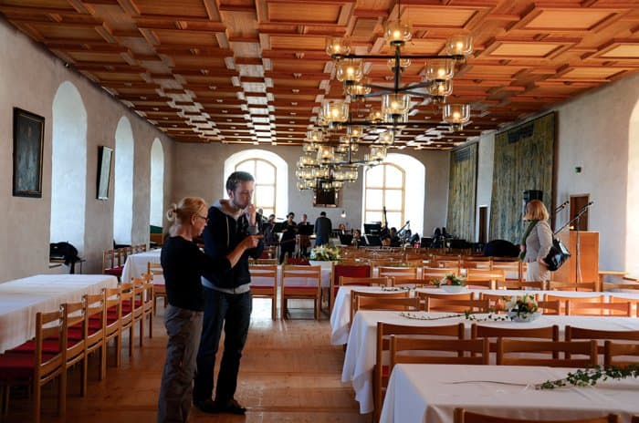 turku castle dining hall A Weekend In Turku: Saturday