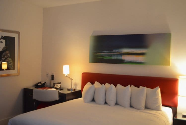 mave hotel room nyc Smart And Affordable: The MAve Boutique Hotel, New York City