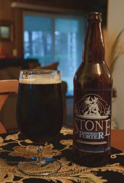 stone smoked porter Beer in the USA: Land of Opportunity (to Drink Great Beer) Part II