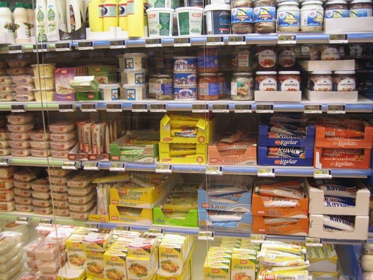 caviar supermarket norway