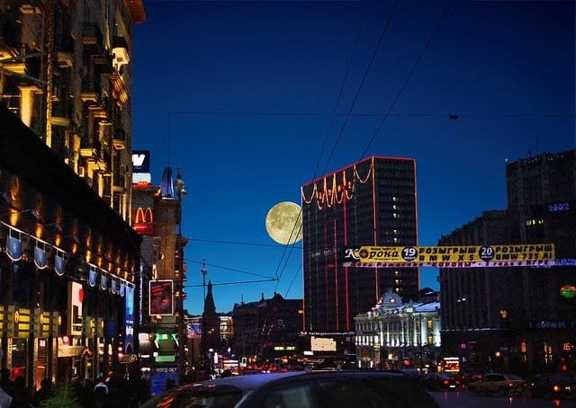 moscow night Stay Or Go? Our Survey Of Potential Places To Live