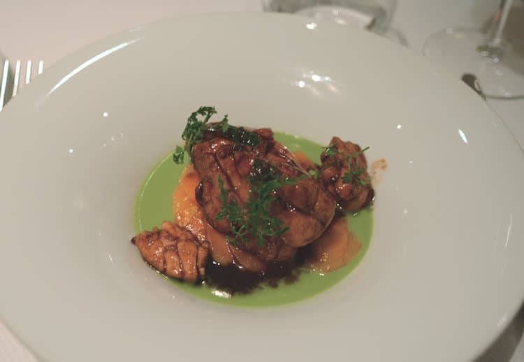 veal sweetbreads gourmet seze Lyon: Gastronomic Paradise