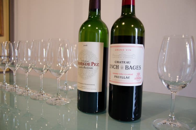 bordeaux 95 The Red, Red Wines Of the Medoc