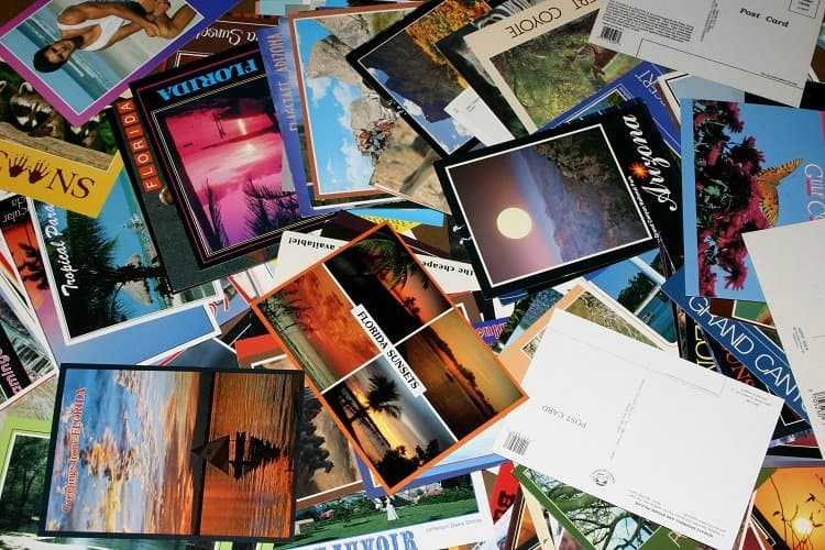 postcards Reflections On Eight Years Abroad