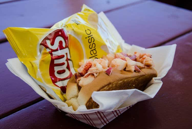 maine food 14 …But Maine Lobster Is Amazing Too