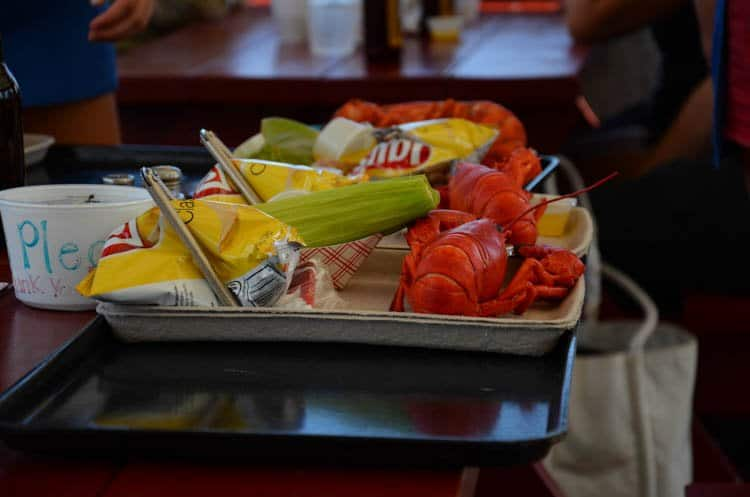maine food 15 …But Maine Lobster Is Amazing Too