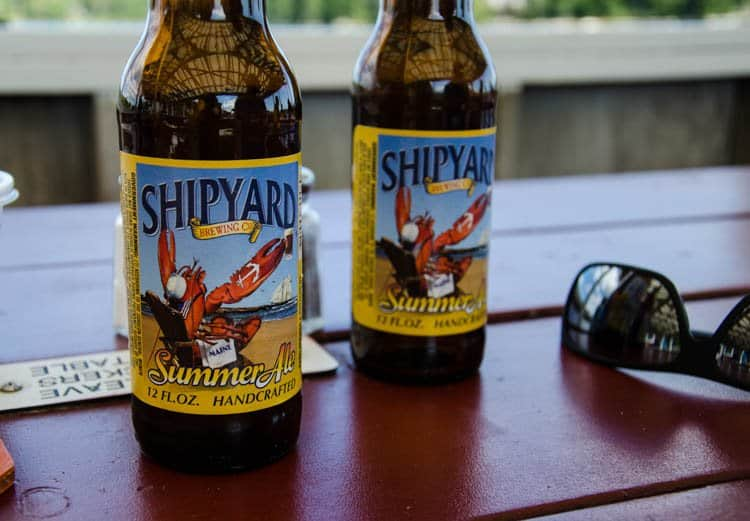 shipyard brewing maine