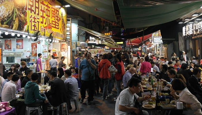 Hong Kong night market How Languages Can Transform Your Travel Experiences…and Your Life