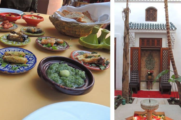 Dar Moha 8 Restaurants To Visit In Marrakech, Morocco