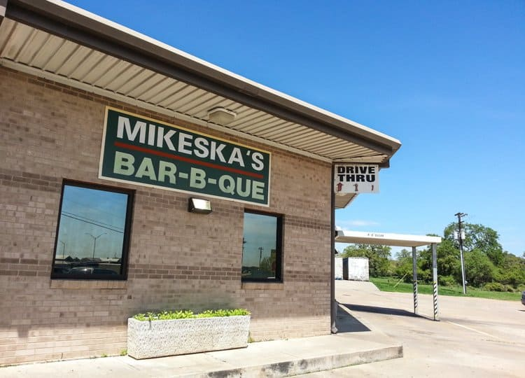 roadside bbq texas 125000 Roadside BBQ: Jerry Mikeskas, Columbus, TX